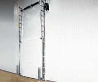 Cold Guard Vertical Lift Application image
