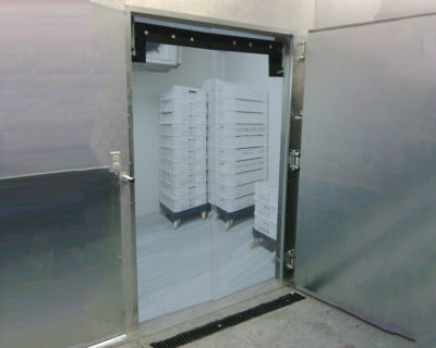 AirGard EconoClear Flexible Door