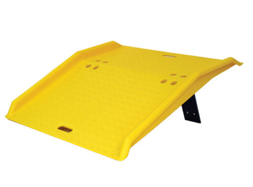 Portable Dock Plate poly feature