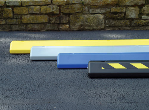 Parking Block and Speed Bumps