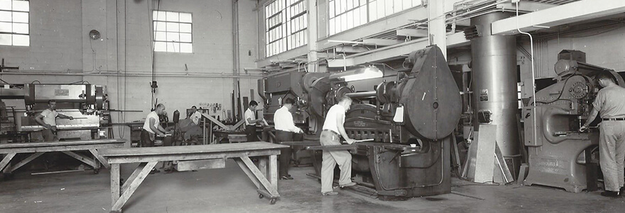 Old Chase Factory Photo