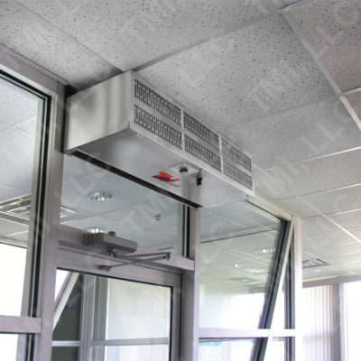 Commercial Low Profile Air Curtains