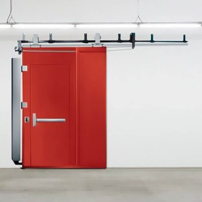 Saino Sliding Fire Doors Model 3000 & 4000